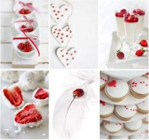 стол со сладостями