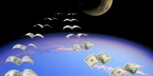 луна притягивает деньги
