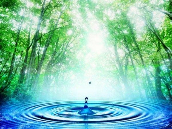 Вода и природа