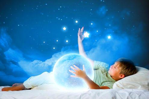 Сны при луне