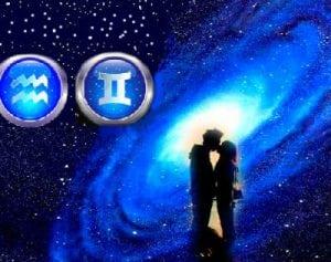 вселенная и влюбленные
