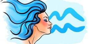 красота водолея