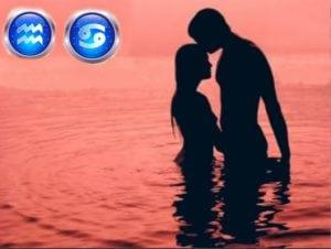 любовь водолея