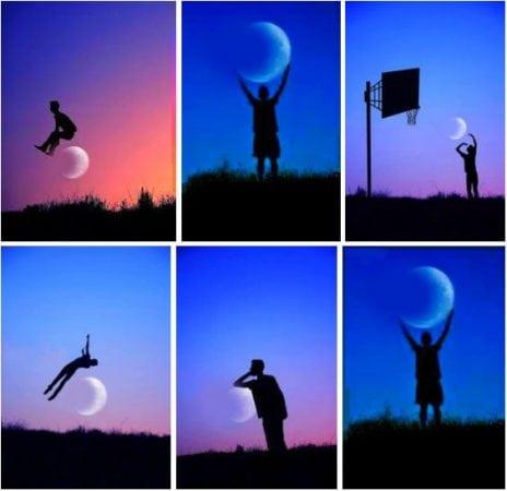 действия при растущей луне