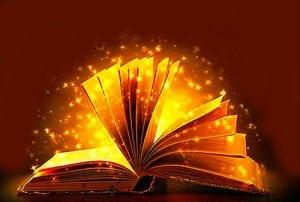 книга волшебная