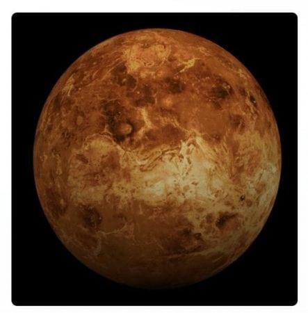 венера планета