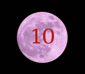 луна 10