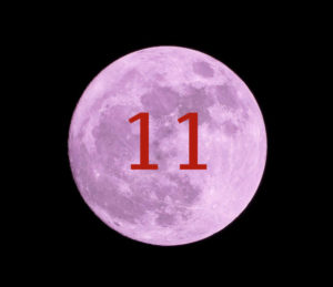 луна 11