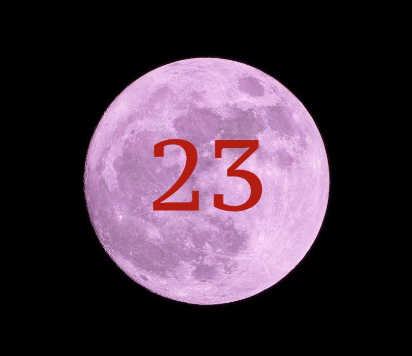 луна 23