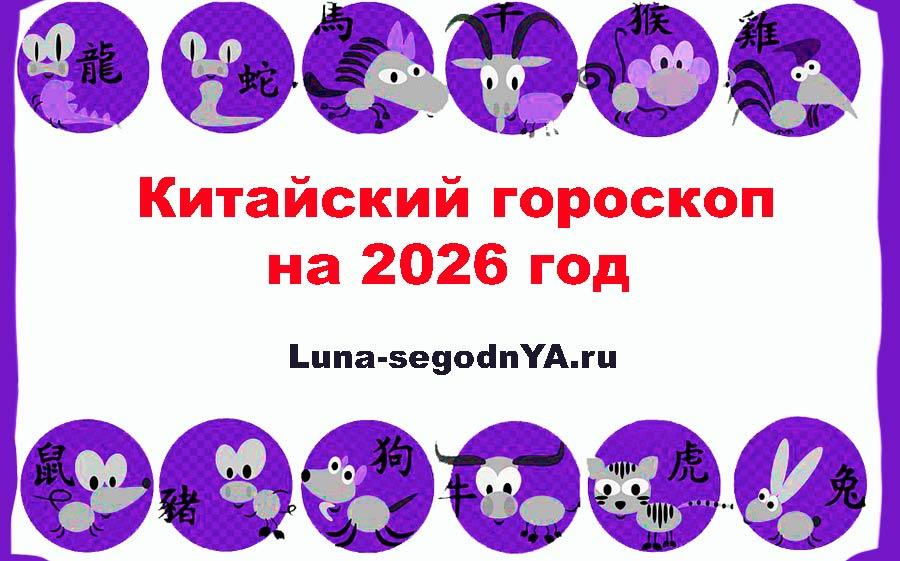 Китайский Зодиак 2025 год