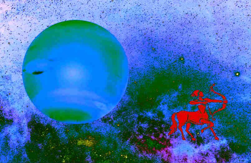 Нептун в Стрельце