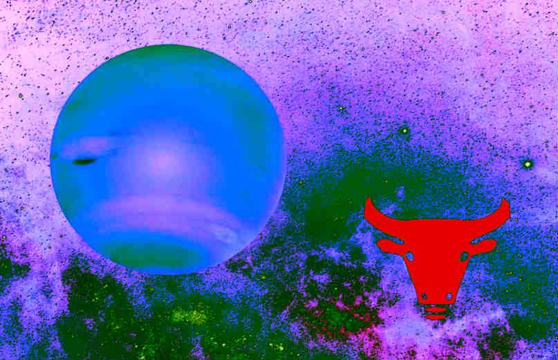 Нептун в Тельце