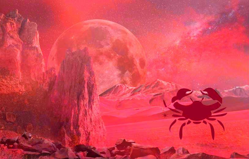 Плутон в раке