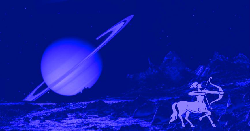 Сатурн в стрельце