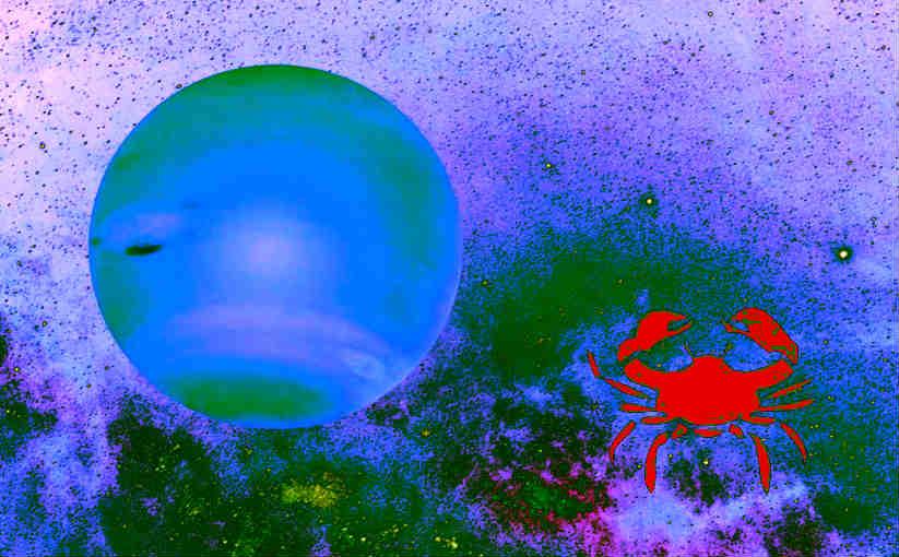 Нептун в раке