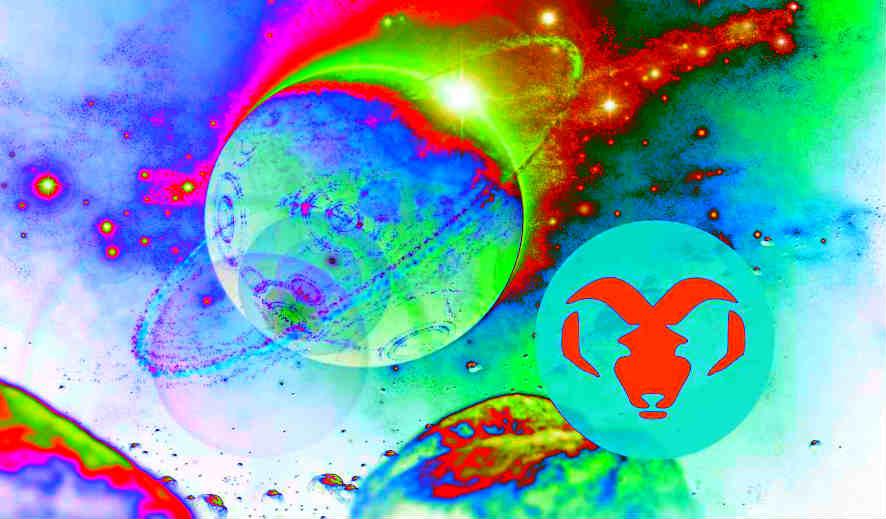Уран в Овне