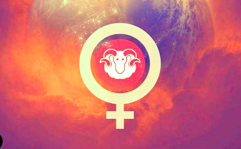 Меркурий женщина овен
