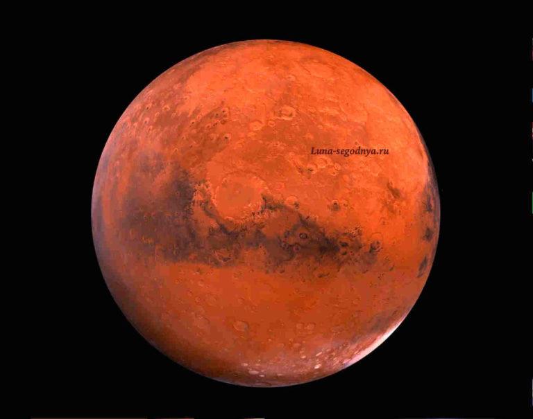 планета Марс