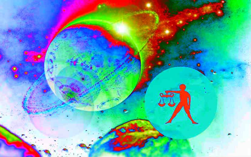 Уран в Весах